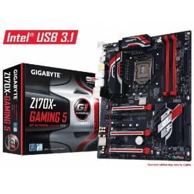 Motherboard Gigabyte Ga-z170x Gaming 5 1151 Ddr4