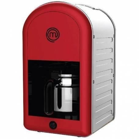 Cafetera Masterchef 100% Original. Roja