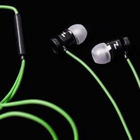 Auriculares In Ear LED GLOW Manos Libres - luminosos NOGA NG-GL13