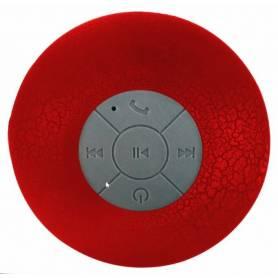 Parlante portatil Bluetooth Noga Go NG-P502 Rojo