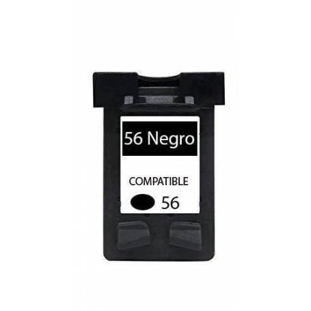 HP 56 Negro Alternativo