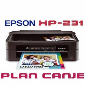 Multifuncion Epson XP231 - PLAN CANJE !!!!!