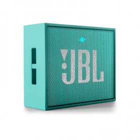 Parlante Jbl Go Bluetooth Portátil Verde agua