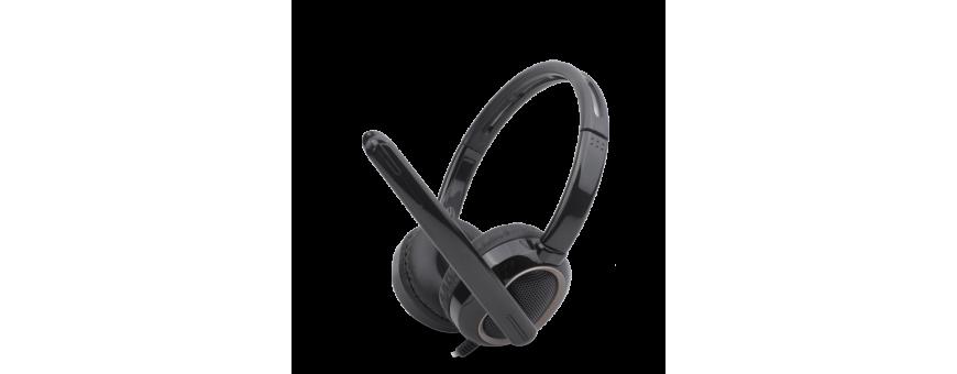 Auriculares C / Microfono