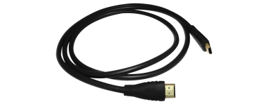 De Video (VGA / DVI / HDMI)