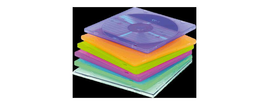 CDs / DVDs / Cajas / Soft